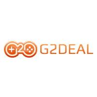 g2deal Voucher Codes logo thevouchercode