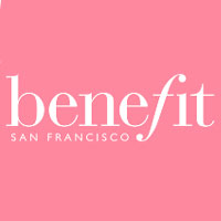 Benefit Cosmetics Voucher Codes logo thevouchercode