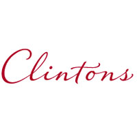 Clintons Voucher Codes logo thevouchercode