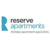 Reserve Apartments Voucher Codes logo thevouchercode