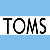 Toms Shoes Voucher Codes logo thevouchercode
