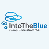 Into The Blue Voucher Codes logo thevouchercode
