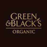 Green & Black's Voucher Codes logo thevouchercode